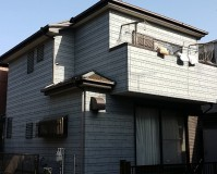 埼玉県川口市サイディング戸建住宅の外壁塗装・屋根塗装工事の施工事例