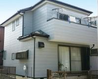 埼玉県川口市サイディング外壁の戸建住宅の外壁塗装・屋根塗装工事の施工事例