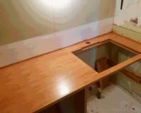 埼玉県三郷市マンションの内装・木部塗装工事の施工事例