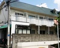 東京都世田谷区アパートの外壁塗装・屋根塗装工事の施工事例