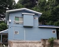 東京都文京区戸建住宅のプレミアムシリコンを使った外壁・屋根塗装工事の施工事例