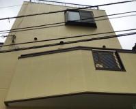 東京都足立区住宅の外壁塗装・防水工事の施工事例