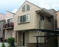 埼玉県草加市の戸建住宅の外壁塗装・屋根塗装工事の施工事例
