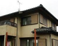千葉県八街市戸建住宅の外壁塗装・屋根補修工事の施工事例