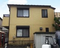東京都葛飾区戸建住宅の外壁塗装・屋根塗装工事の施工事例