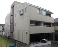 東京都葛飾区4階建マンションの外壁塗装・シール工事の施工事例
