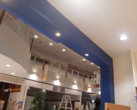 千葉県千葉市店舗の内部塗装工事の施工事例