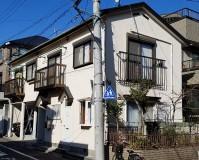東京都大田区戸建住宅の屋根塗装・付帯部塗装工事の施工事例