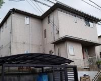 神奈川県川崎市戸建住宅の外壁塗装・屋根塗装工事の施工事例