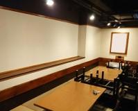 東京都新宿区居酒屋店舗の内部塗装工事の施工事例
