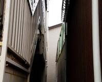 神奈川県川崎市アパートの外壁塗装・ひび割れ補修工事の施工事例