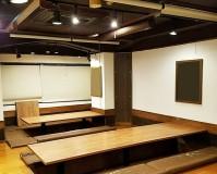 東京都千代田区飲食店の内部塗装工事の施工事例
