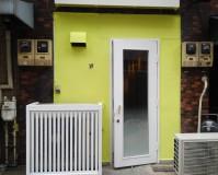 東京都台東区店舗の外壁塗装・鉄部塗装工事の施工事例