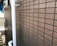 東京都杉並区戸建住宅のクリヤ塗料を使った外壁塗装工事の施工事例