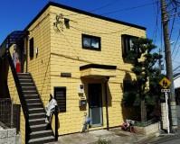 神奈川県横浜市2階建アパートの外壁塗装・屋上防水工事の施工事例