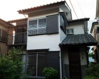 埼玉県春日部市戸建住宅の外壁塗装工事の施工事例
