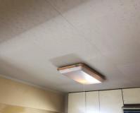 東京都足立区マンションの天井塗装工事の施工事例