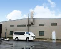 千葉県印西市工場の外壁塗装・屋根塗装工事の施工事例
