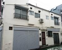 東京都豊島区戸建住宅の外壁塗装工事の施工事例