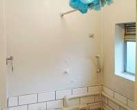東京都港区マンションの浴室塗装工事の施工事例