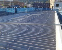 長野県上田市アパートの外壁塗装・屋根塗装工事の施工事例