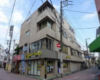東京都中野区4階建マンションの外壁塗装など修繕工事の施工事例