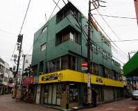東京都中野区4階建マンションの外壁塗装・屋上防水など大規模修繕工事の施工事例
