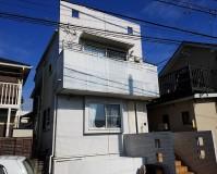 東京都世田谷区ナノコンポジットWを使った外壁塗装・屋根塗装工事の施工事例