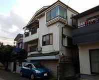 埼玉県川口市3階建戸建住宅の外壁塗装・シール工事の施工事例