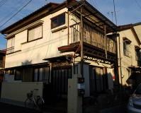 埼玉県川口市2階建アパートの外壁塗装工事の施工事例