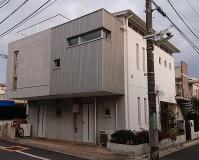 東京都世田谷区3階建賃貸併用住宅の外壁塗装工事の施工事例
