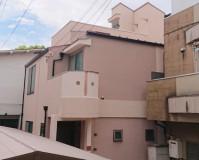 東京都大田区2階建住宅の外壁塗装・屋根塗装工事の施工事例