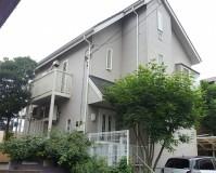 東京都世田谷区2階建住宅の外壁塗装・屋根塗装工事の施工事例