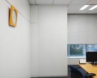東京都新宿区オフィスビルの内部塗装工事の施工事例