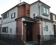 東京都足立区伊興2階建住宅の外壁塗装・屋根塗装工事の施工事例