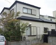 千葉県習志野市2階建住宅の外壁塗装・シール打ち替え工事の施工事例