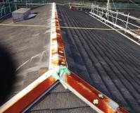 神奈川県横浜市2階建アパートの屋根板金工事・塗装工事の施工事例