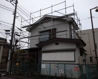 東京都足立区K様邸屋根棟板金交換の施工事例(2020.01.29)