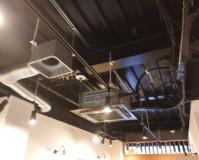 建物種別:店舗 施工内容:天井塗装 施工地域:東京都世田谷区祖師谷