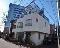東京都北区住宅の外壁・鉄部・防水・シール工事の施工事例(20200130)