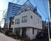 外壁塗装:インディフレッシュセラ 同時施工・防水・シール・鉄部施工地域:東京都北区