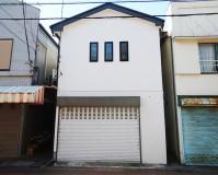 東京都足立区の外壁塗装工事の施工事例(20200414)