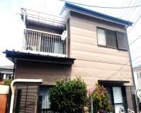 千葉県流山市2階建住宅の外壁塗装・屋根塗装施工事例(2020/04/27)