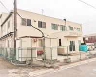 埼玉県吉川市2階建事務所の外壁塗装工事の施工事例(20200429)