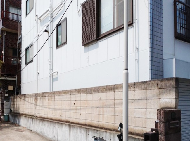 東京都品川区戸建住宅の外壁塗装・シール工事の施工事例(20200430)
