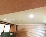 建物種別:公共施設施工内容:内部天井塗装施工地域:東京都江東区