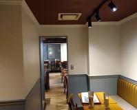 建物種別:テナント施工内容:店舗内部塗装施工地域:東京都千代田区