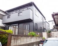 千葉県佐倉市2階建住宅の外壁塗装工事の施工事例(20200502)