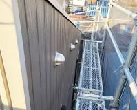 埼玉県八潮市の外壁サイディング張替工事の施工事例(2020/05/22)