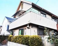 東京都練馬区戸建住宅の外壁塗装工事の施工事例(2020/06/01)